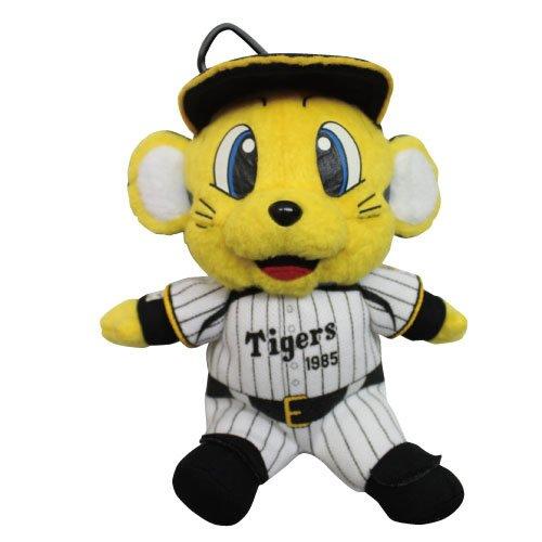 ホクシン交易 阪神タイガース トラッキー ボールケース 2個用 WBH0147