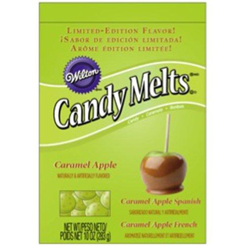 Wilton 1911-228 Caramel Apple Candy Melts