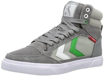 hummel HUMMEL STADIL FLY SHOT HG SMU 63-591-2094, Unisex-Erwachsene Sneaker, Grau (FROST GREY), EU 46