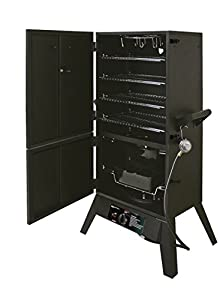 Smoke Hollow 38202G LPG 2-Door Smoker, 38-Inch from Outdoor Leisure Products, Inc