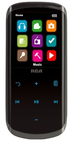 RCA M4608 8 GB Digital Media Player with 1.8-Inch Display