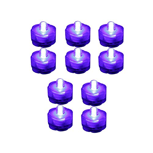 Purple Led Tea Lights