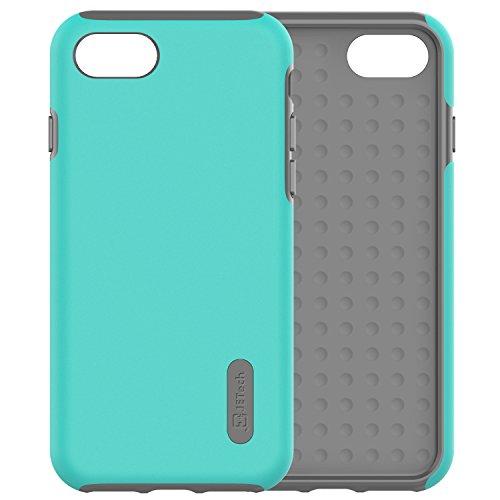 iPhone 7 ケース, JEDirect iPhone 7 ケース 二層スリム 保護ケース カバー アップルアイフォン7 4.7