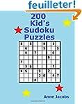 200 Kid's Sudoku Puzzles