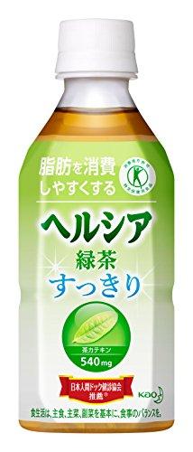 [トクホ]ヘルシア 緑茶 すっきり 350ml×24本