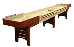 Costco Kitchen Butcher Block : Amazon.com : Playcraft Coventry Shuffleboard Table : Butcher Block : Sports & Outdoors