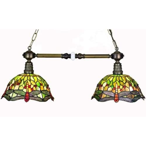 Tiffany Stained Glass Kitchen Island Pendant Lighting
