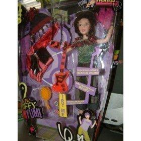 Hi Hi Puffy Ami Yumi Doll Figure Yumi