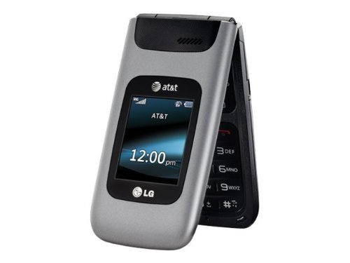 Click to buy LG A340 Unlocked GSM Flip Phone w/ 1.3MP Camera and Bluetooth - Gray - From only $200.96