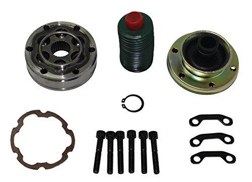 Detroit Axle: Drive Shaft CV Joint Repair Kit - Rear Position