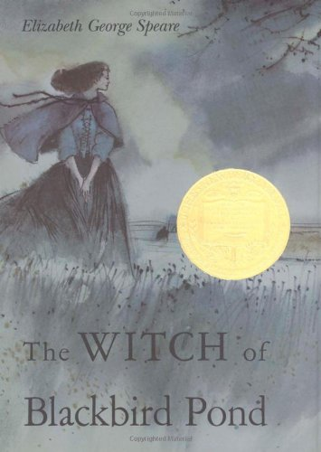 a review of the book the witch of blackbird pond Newbery review # 38 (witch of blackbird pond, speare hannah tupper in the witch of blackbird pond is a quaker whom the which means if you were to buy a book.