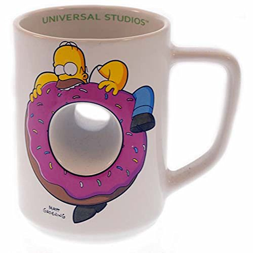 exclusive universal studios the simpsons ride homer