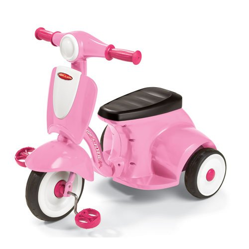 Radio Flyer Classic Lights and Sound Trike, Pink (Radio Flyer Classic Car compare prices)