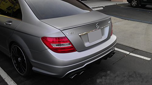 Custom painted mercedes benz c class 4 door sedan w204 for Mercedes benz aftermarket accessories