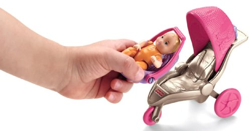 Fisher Price Loving Family Everything For Baby Baby