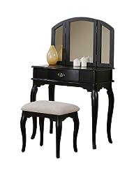Bobkona Jaden Collection Vanity Set w…
