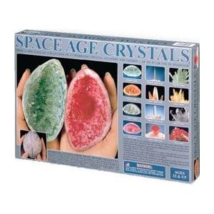 CRYSTAL GROWING KIT ~ LARGE KIT