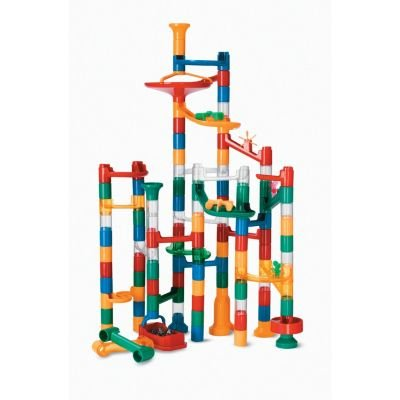 New MindWare Marble Run 103 Piece Set