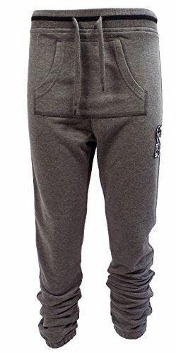 Pantalone Donna TWIN-SET SA62GB Felpa Sportivo Autunno Inverno 2016 Grigio M