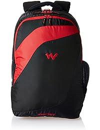 Wildcraft Polyester Black  Laptop Backpack (Compact 3 : Wildcraft : Black)