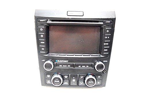 08 09 PONTIAC G8 BLAUPUNKT RADIO CD PLAYER DUEL DUAL CLIMATE CONTORL OEM (Pontiac G8 Radio compare prices)