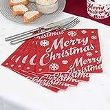 Merry Christmas - Paper Napkins