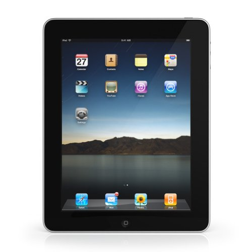 Apple iPad 1 24,6 cm (9,7 Zoll) Tablet 64GB WiFi, UMTS