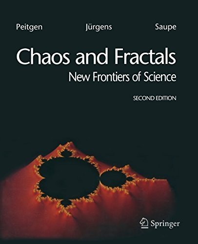 Chaos and Fractals: New Frontiers of Science 2nd 2004. Softco edition by Peitgen, Heinz-Otto, Jš¹rgens, Hartmut, Saupe, Dietmar (2012) Paperback