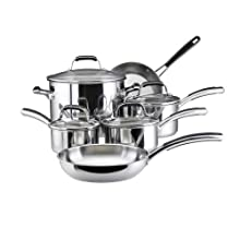 Farberware Millennium Soft Touch 12-Piece Cookware Set