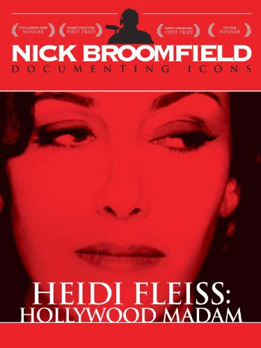 Heidi Fleiss Hollywood Madam Cover