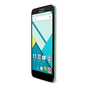 BLU Studio C 5.0-Inch Android Smartphone with Lollipop OS - Unlocked (Green)