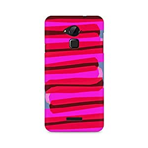 Mobicture Pattern Cross Premium Printed Case For Coolpad Note 3