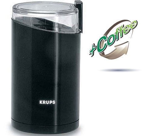 krups fast touch coffee & spice grinder - model-203