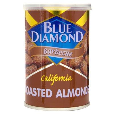 Blue Diamond Almond BBQ 150G.(1 Pcs.) From Thailand