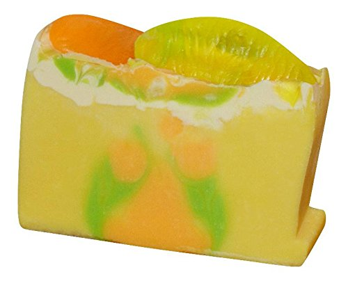 Tangerine-lime Handmade Soap, Detergent Free, Cold Process By Diva Stuff