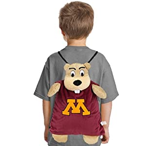 NCAA Minnesota Golden Gophers Mascot Backpack Pal