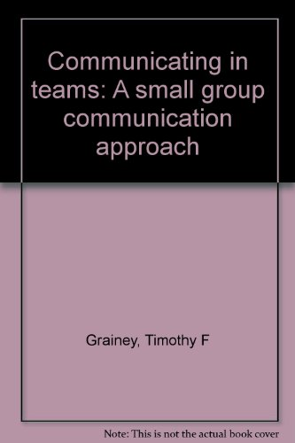 communication in teams and groups Efficient communication with your team will also let you get work done quickly and professionally especially if you want to lead any group of people 20 ways to communicate effectively with your team 68,152 views.