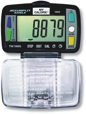 Cheap Accusplit Eagle 1690 Activity Pedometer (B002MPVGCW)
