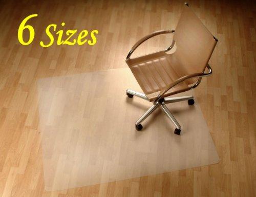 FloordirektECO PP Office Chair Mat - 90x120cm - Hard Floor Protection