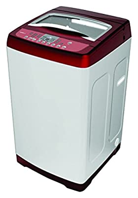 Electrolux Euro Nexus WM ET62ENEMR Fully-automatic Top-loading Washing Machine (6.2 Kg, Maroon)