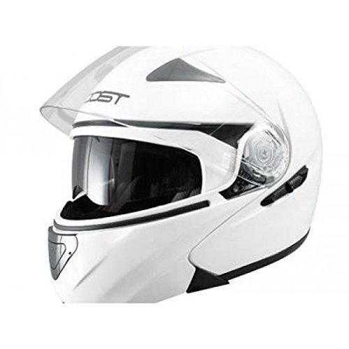 BS03415 - Casque B901 Uni Blanc Brillant L
