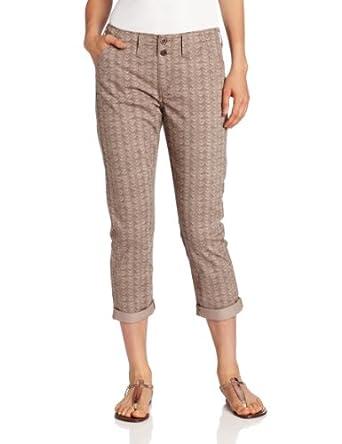 李维斯 Levi's 女 时尚 休闲裤 Cropped Chino Pant 两色 $23.04