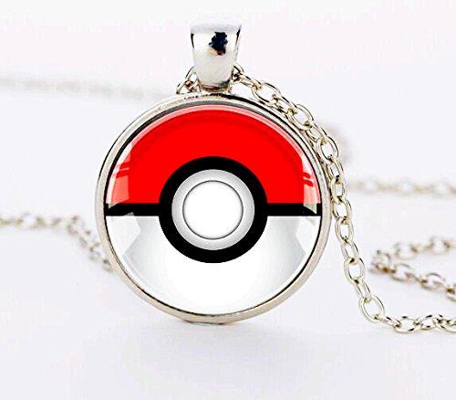 Collana Sfera Poké per catturare i tuoi Pokemon! - PokeBall HIGH QUALITY