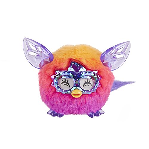 Furby Furblings Creature Plush, Orange/Pink