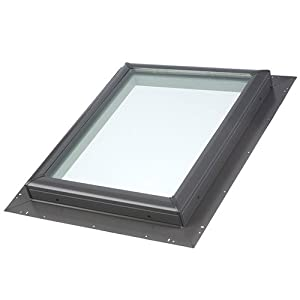 Velux Pan Flashed Skylight Complete Kit Skylight Solar