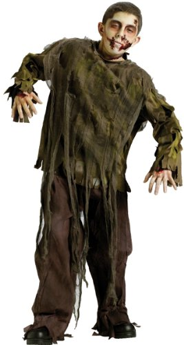 WMU Costume Dark Zombie Child Lg 12-14