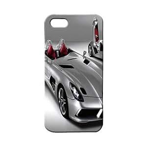BLUEDIO Designer 3D Printed Back case cover for Apple Iphone 5 / 5S / SE - G2416