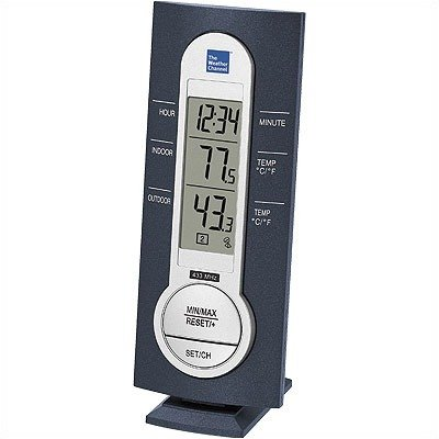 La Crosse Technologies Wireless Thermometer WS-7034TWC-IT-CBP