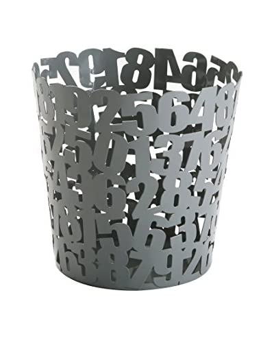 Mimma Papelera Numbers Gris