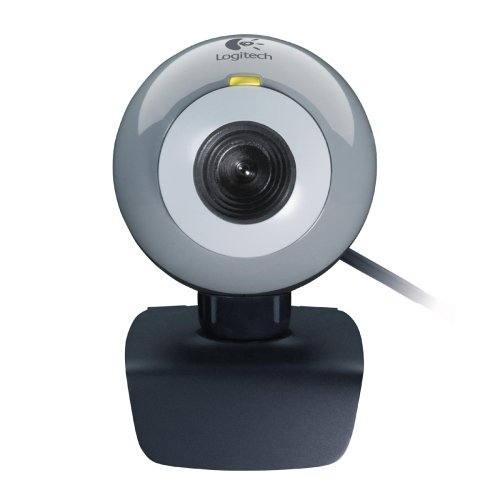 Logitech Quickcam Connect (Silver/Black)